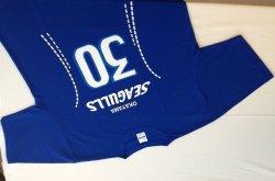 画像1: ユニフォーム型Tシャツ(No.30サポーター用)